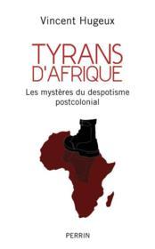 Tyrans d'Afrique - Couverture - Format classique