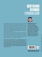 L'aiguilleur - 4ème de couverture - Format classique