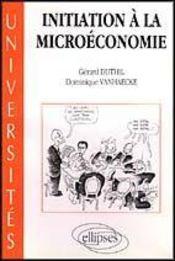 Introduction A La Microeconomie - Intérieur - Format classique