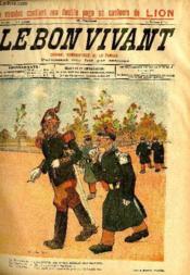 Le bon vivant n°483 - Couverture - Format classique