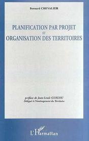 Planification par projet et organisation des territoires - Intérieur - Format classique