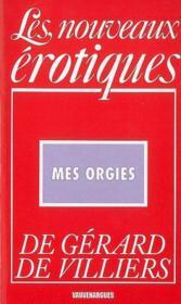 Nouvelles Erotiques T.199 ; Mes Orgies - Couverture - Format classique
