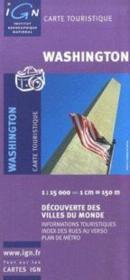 Washington - Couverture - Format classique