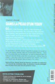 Dans la peau d'un youv - 4ème de couverture - Format classique