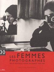 Les Femmes Photographes - Couverture - Format classique
