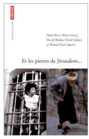 Et Les Pierres De Jerusalem - Couverture - Format classique