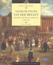 Adam francois van der meulen - Intérieur - Format classique
