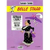 Lucky Luke T.64 ; Belle Star - Couverture - Format classique