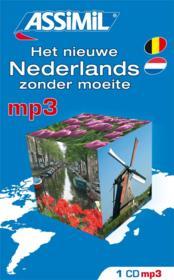 Het nieuwe nederlands zonder moeite - Couverture - Format classique
