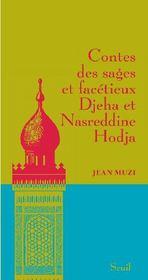 telecharger Contes des sages et facetieux Djeha et Nasreddine Hodja livre PDF en ligne gratuit