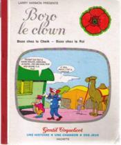 Bozo le clown. 1. Bozo le clown. Bozo chez le roi. Bozo chez le cheik. Volume : 1 - Couverture - Format classique