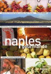 Naples gourmande - Couverture - Format classique