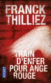 Train d'enfer pour ange rouge - Couverture - Format classique