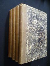 Histoire de la Bastille (tomes 1 à 4) - Couverture - Format classique