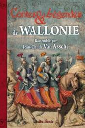 Contes et légendes de Wallonie - Couverture - Format classique