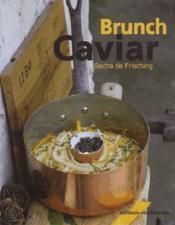 Brunch caviar - Couverture - Format classique
