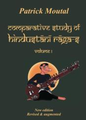 Comparative study of hindustani raga-s t.1 - Couverture - Format classique