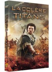 La Colère Des Titans - Couverture - Format classique