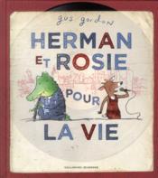 Herman et Rosie pour la vie - Couverture - Format classique