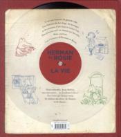 Herman et Rosie pour la vie - 4ème de couverture - Format classique