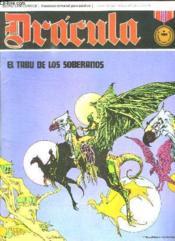 Dracula N° 21. El Tabu De Los Soberanos. Texte En Espagnol. Bande Dessinee Pour Adultes. - Couverture - Format classique