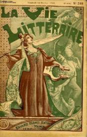 Conte D'Hiver. La Vie Litteraire. - Couverture - Format classique