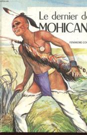 Le Dernier Mohicans - Couverture - Format classique