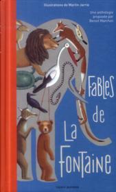 Fables de La Fontaine - Couverture - Format classique