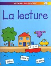 La Lecture - Intérieur - Format classique