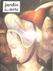 Jardin des Arts. Revue mensuelle. N° 56. - Couverture - Format classique