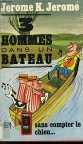 Trois Hommes Dans Un Bateau - Three Men In A Boat - Couverture - Format classique