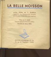 La Belle Moisson - Couverture - Format classique