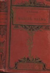 Marcel Balma - Couverture - Format classique