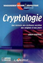 Cryptologie - Couverture - Format classique