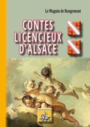 Contes licencieux d'Alsace - Couverture - Format classique