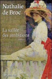 La vallée des ambitions - Couverture - Format classique