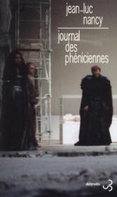 Journal des Phéniciennes - Couverture - Format classique