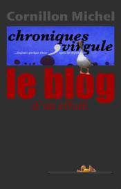 Le Blog d'un effaré - Couverture - Format classique