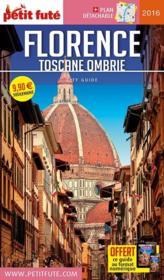 GUIDE PETIT FUTE ; CITY GUIDE ; Florence, Toscane, Ombrie (édition 2016) - Couverture - Format classique