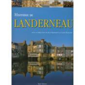 Histoire de Landerneau - Couverture - Format classique
