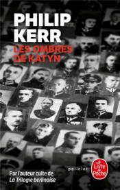 Les ombres de Katyn - Couverture - Format classique