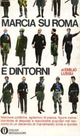 Marcia Su Roma E Dintorni - Couverture - Format classique