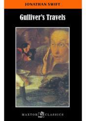 Guilliver's travels - Couverture - Format classique
