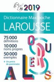 Maxipoche (édition 2019) - Couverture - Format classique