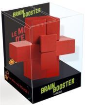 Brain booster/ rouge ; vous allez voir rouge ! - Couverture - Format classique