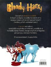 Bloody Harry T.3 ; mon sorcier bien-aimé - 4ème de couverture - Format classique
