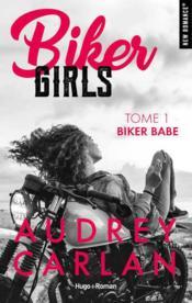 Biker girls t.1 ; biker babe - Couverture - Format classique