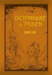Dictionnaire de Tolkien - Couverture - Format classique