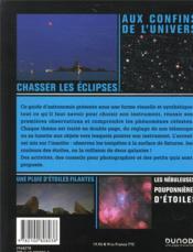 L'astronomie comme vous ne l'avez jamais vue - 2e ed. (2e édition) - 4ème de couverture - Format classique