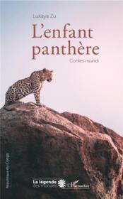 L'enfant panthère ; contes nsundi - Couverture - Format classique